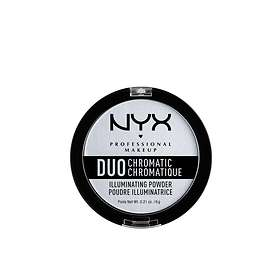 NYX Duo Chromatic Illuminating Powder 6g