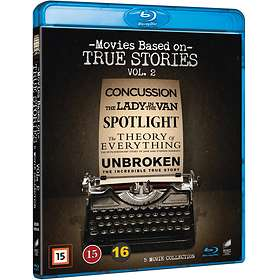 Movies Based on True Stories - 5-Movie Collection - Vol. 2