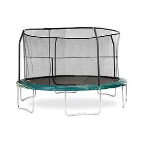 Jumpking Trampolines Orbounder with Safety Net 430cm
