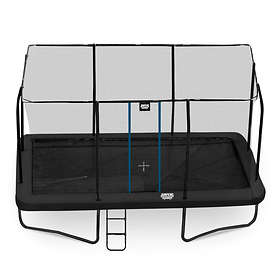 Jumpking Trampolines Rectangular Pro with Safety Net 430x300cm