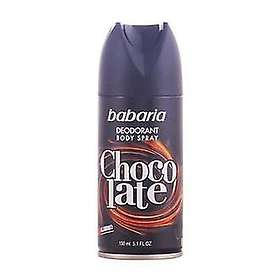 Babaria Chocolate Deo Spray 200ml