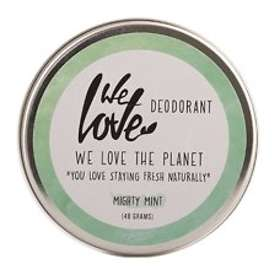 Love The Planet Mighty Mint Deo Cream 48g