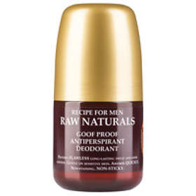 Recipe For Men Raw Naturals Roll-On 60ml