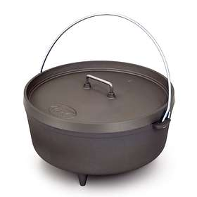 GSI Outdoors Hard Anodized Dutch Oven (31cm)