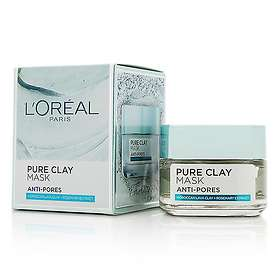 L'Oreal Pure Clay Anti-Pores Mask 50ml
