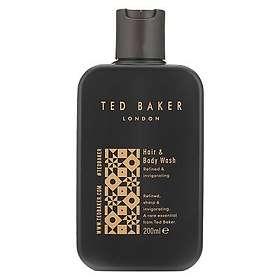 Ted Baker Refined & Invigorating Hair & Body Wash 200ml