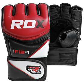 RDX Sports Synthetic Leather MMA Gloves