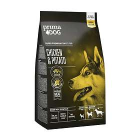 PrimaDog Adult All Breeds Chicken & Potato 2kg