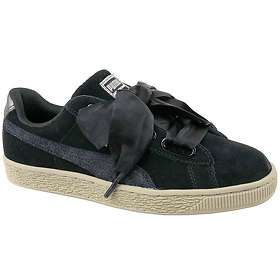 Puma Basket Heart Metallic Safari (Women's)