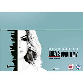 Grey's Anatomy - Season 1-13