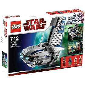 LEGO Star Wars 8036 Separatist Shuttle