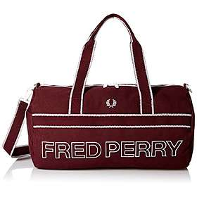 Fred Perry Sports Canvas Barrel Bag