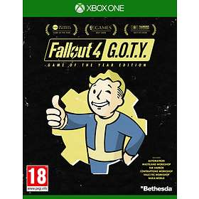 Fallout 4 - GOTY Edition (Xbox One | Series X/S)