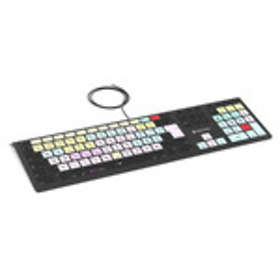 EditorsKeys Pro Tools Backlit Keyboard (EN)