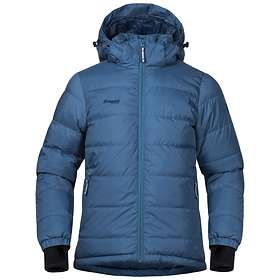 Bergans Wadahl Down Youth Jacket, dunjacka junior Grå