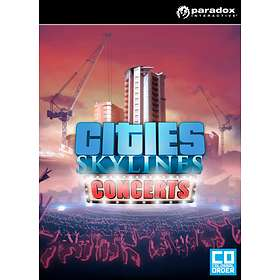 Cities: Skylines: Concerts (Expansion) (PC)