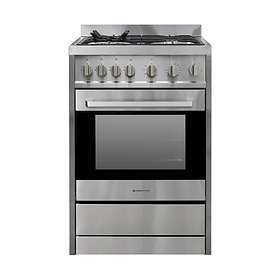 Parmco FS600-GAS (Stainless Steel)