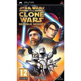 Star Wars: The Clone Wars - Republic Heroes (PSP)