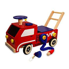 I'm Toy Fire Engine