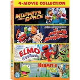 The Muppets - 4-Movie Collection