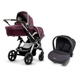 Silver Cross Wave (Double Travel System)