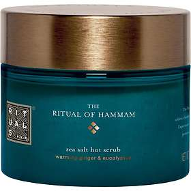 Rituals The Ritual Of Hammam Sea Salt Hot Body Scrub 450g