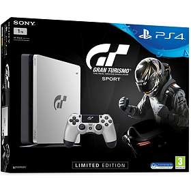 Sony PlayStation 4 Slim 1TB (incl. Gran Turismo Sport) - Limited Edition