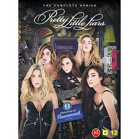 Pretty Little Liars - Säsong 1-7