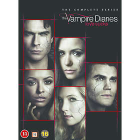 The Vampire Diaries - Sesong 1-8