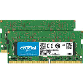 Crucial SO-DIMM DDR4 2666MHz 2x16GB (CT2K16G4SFD8266)