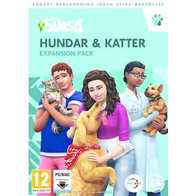 The Sims 4: Cats & Dogs  (PC)