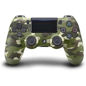 Sony DualShock 4 V2 - Green Camouflage (PS4) (Original)