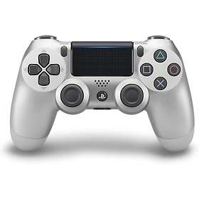 Sony DualShock 4 V2 - Silver (PS4) (Original)