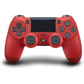 Sony DualShock 4 V2 - Magma Red (PS4) (Original)