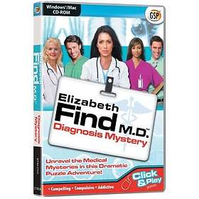 Elizabeth Find MD Diagnosis Mystery (PC)