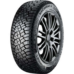 Continental ContiIceContact 2 225/60 R 18 104T RunFlat Dubbdäck