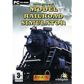 RailKings Model Railroad Simulator (PC)