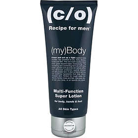 Recipe for Men Super Body Lotion 200ml