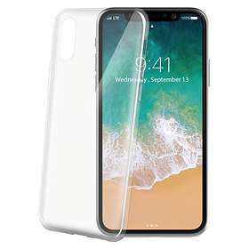 Celly Ultrathin TPU Cover for iPhone X/XS