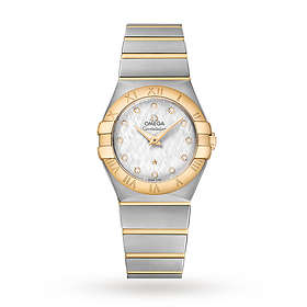 Omega Constellation Brushed 123.20.27.60.52.001