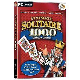 Ultimate Solitaire 1000 (PC)