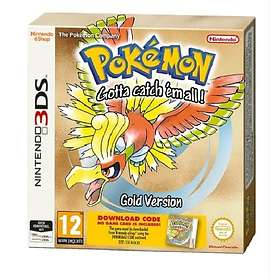 Pokémon Gold Version (3DS)
