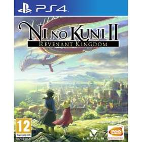 Ni No Kuni II: Revenant Kingdom - The Prince's Edition (PS4)