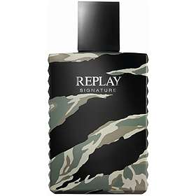 Replay Signature For Him edt 50ml