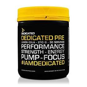 Dedicated Nutrition Dedicated PRE 0,21kg