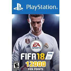 FIFA 18 - 12000 Points (PS4)
