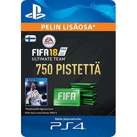 FIFA 18 - 750 Points (PS4)