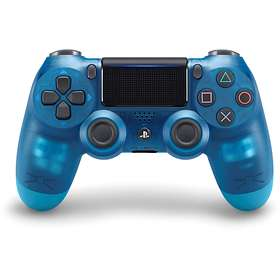 Sony DualShock 4 V2 - Blue Crystal (PS4) (Original)