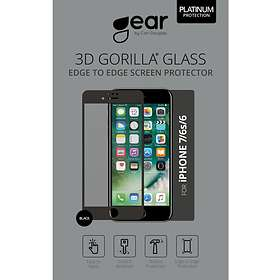 Gear by Carl Douglas 3D Tempered Glass for iPhone 7/8
