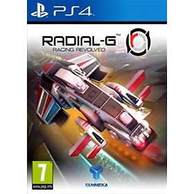 Radial-G: Racing Revolved (VR) (PS4)